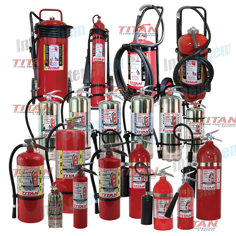 FIRE EXTINGUISHERS GROUP2