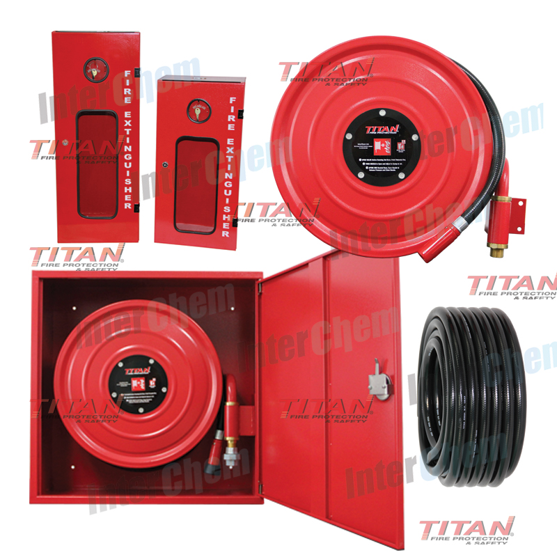 HOSE REEL & CABINETS category GROUP
