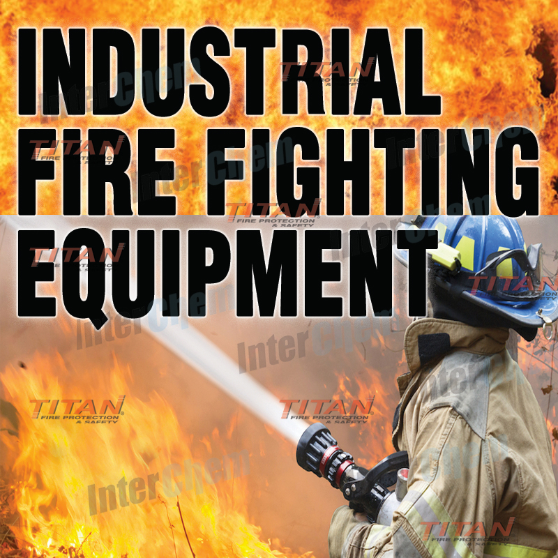 INDUSTRIAL FIRE FIGHTING EQUIPMENT CATEGORY PIC