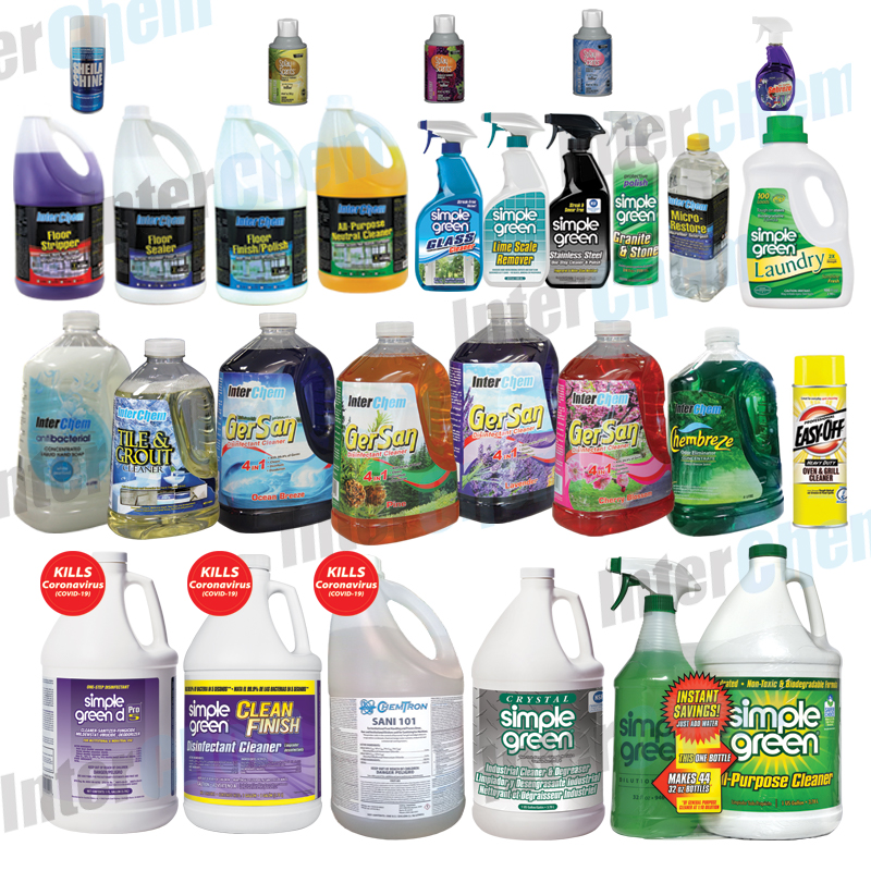 JANSAN CHEMICALS CATEGORY PIC