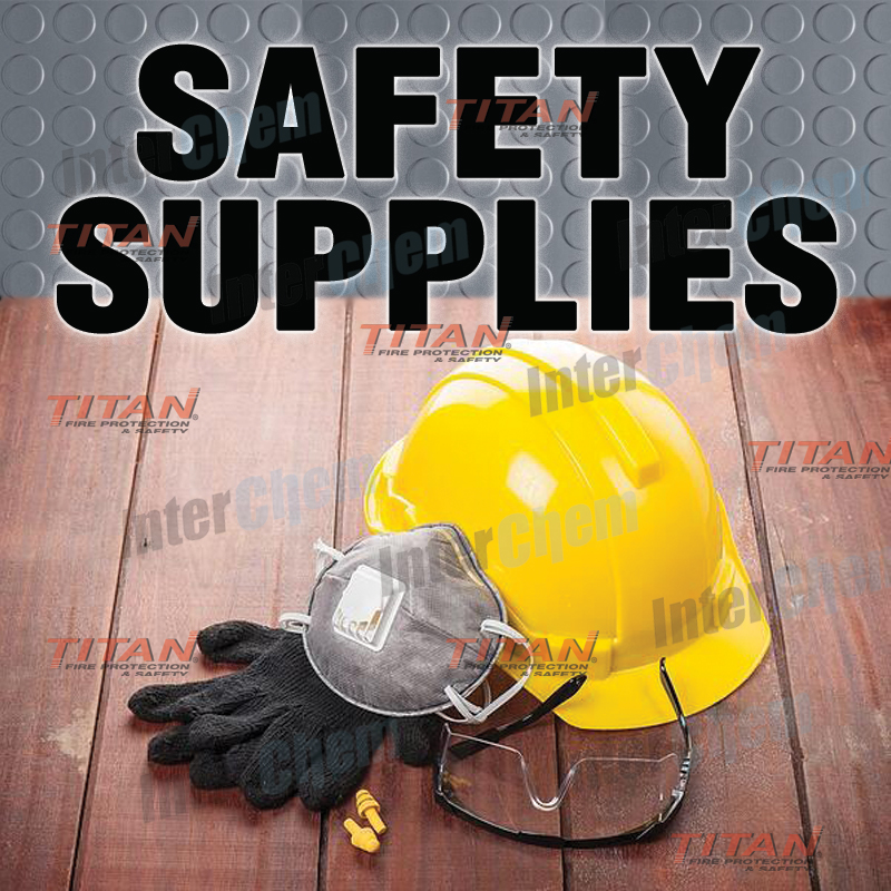 SAFETY SUPPLIES CATEGORY PIC