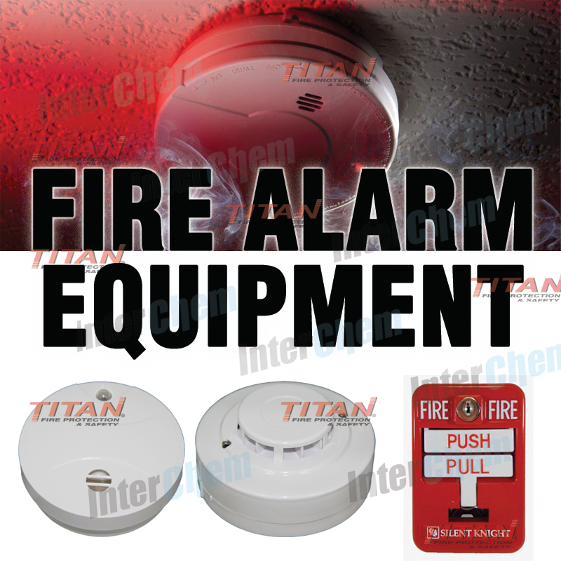 FIRE ALARM EQUIPMENT CATEGORY – PIC